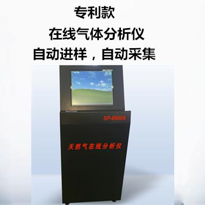 SP-8900A天然气在线分析仪